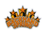 Backhand Spring Lapel Pin (CHR-245)
