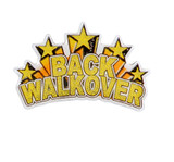 Back Walkover Lapel Pin (CHR-244)
