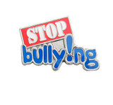 Stop Bullying Lapel Pin