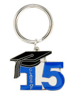 Key Ring Class of 15' Blue