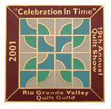 19th Annual Quilt Show 2001