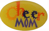 Cheer MOM Lapel Pin (CHR-211)