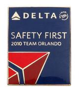 DELTA Safety First Team Orlando 2010