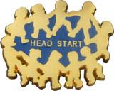 Head Start Lapel Pin