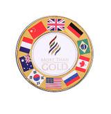 More Than Gold Lanyard Medal 2012 London