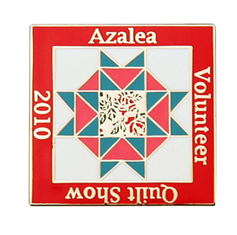 Azalea Quilt Show 2010 Volunteer