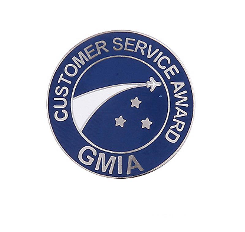 Gereral Mitchell International Airport Customer Service Award