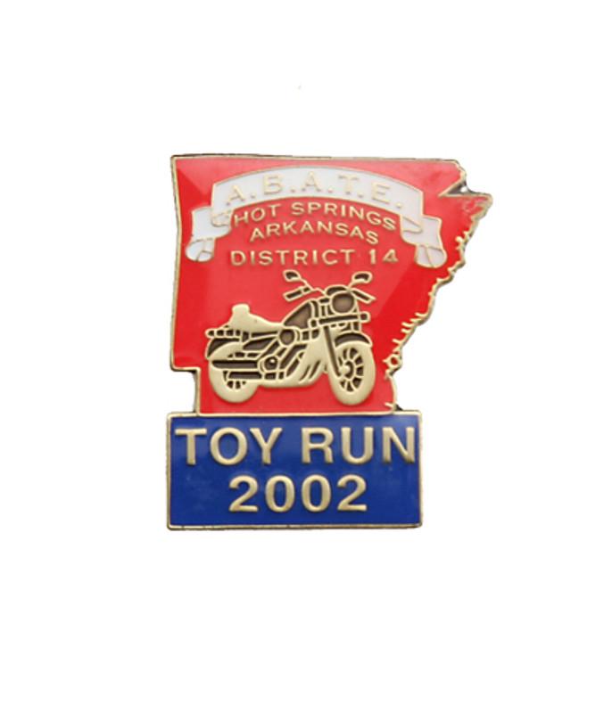 A.B.A.T.E. Hot Springs Arkansas District 14 Toy Run