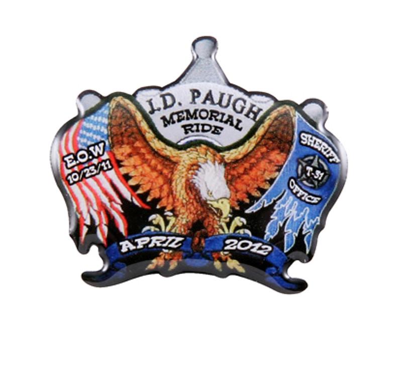 J. D. Paugh Memorial Ride 2012