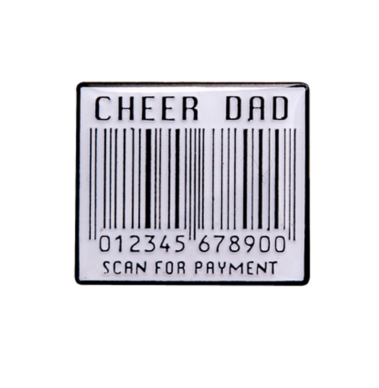 Cheer Dad Scan For Payment