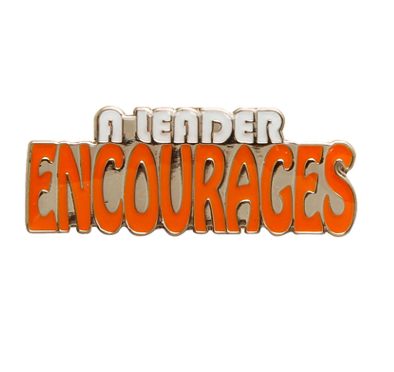 A Leader Encourages