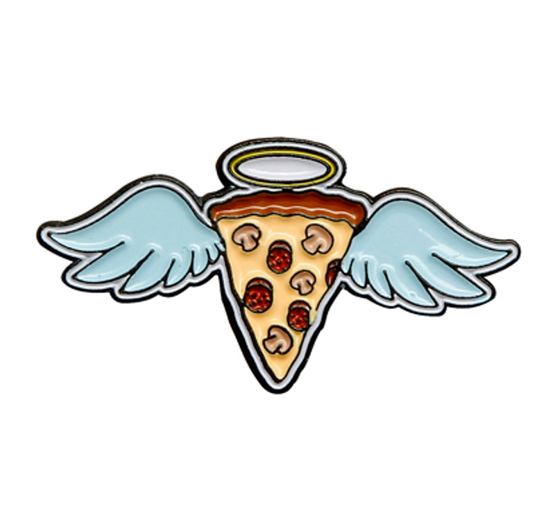 Pizza with Wings