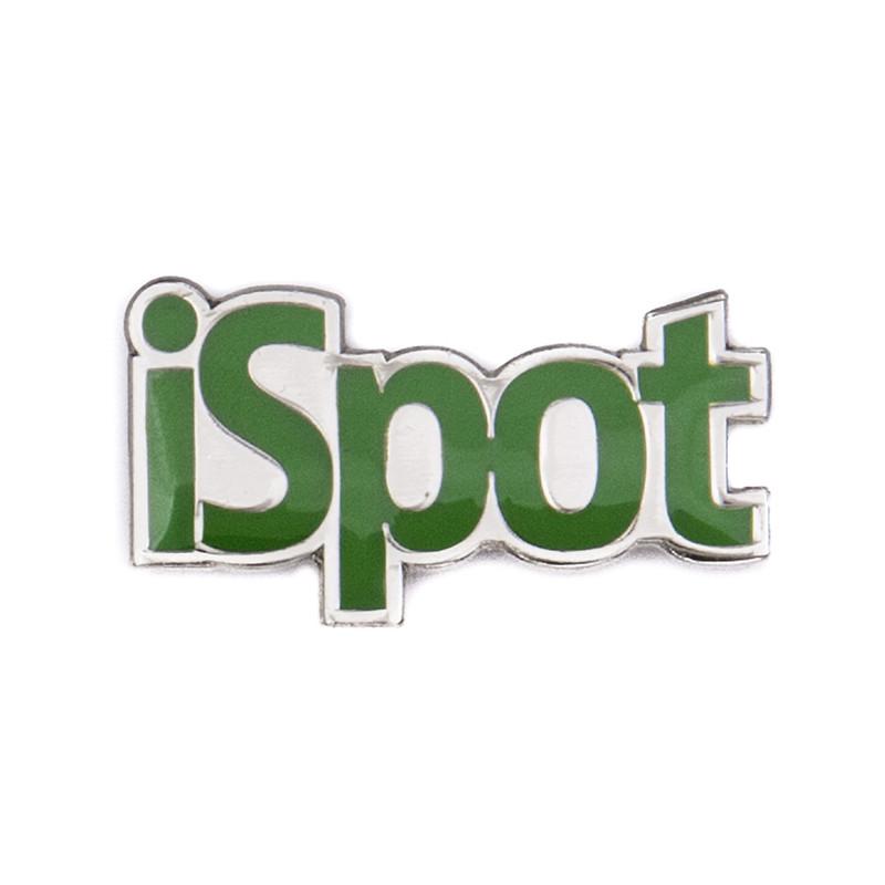 iSpot (Green) Lapel Pin
