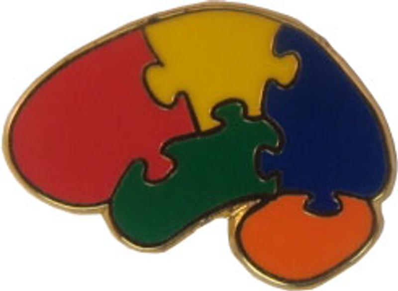 Autism Lapel Pin