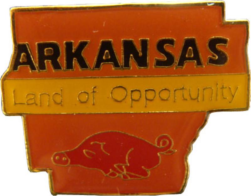 Arkansas State Lapel Pin