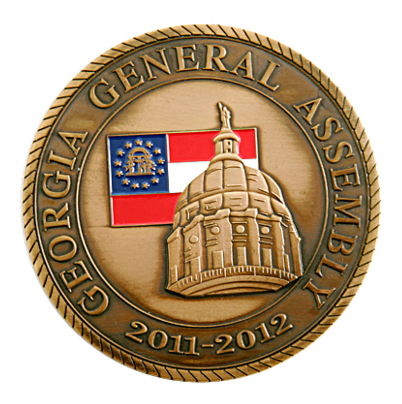 Georgia General Assembly Paper Weight