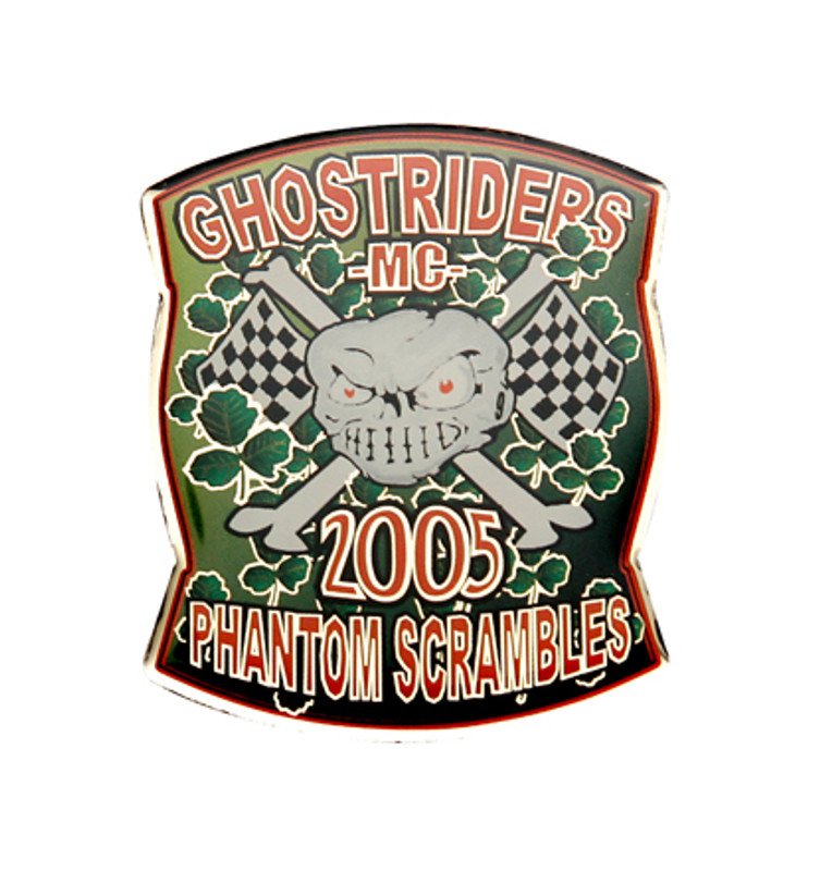 Ghostriders MC 2005 Phantom Scrambles