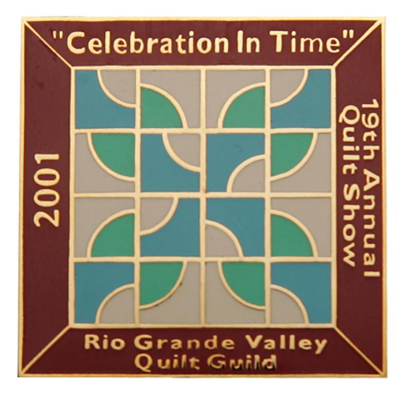 19th Annual Quilt Show 2001