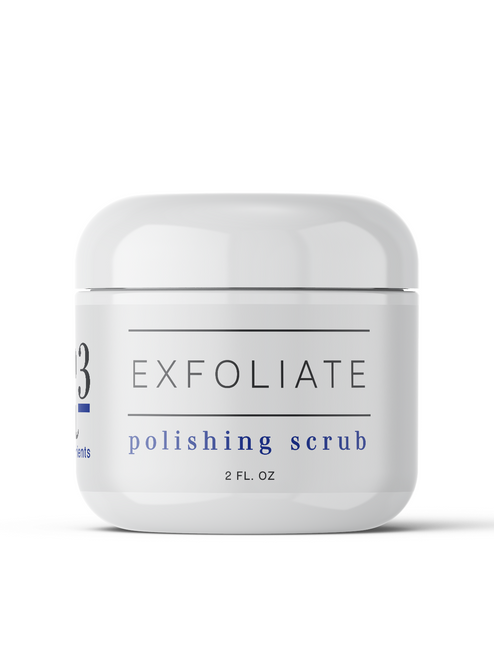 EXFOLIATE: Polishing Scrub