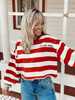 *SOLD OUT* MADE NEW STRIPED LONG SLEEVE
