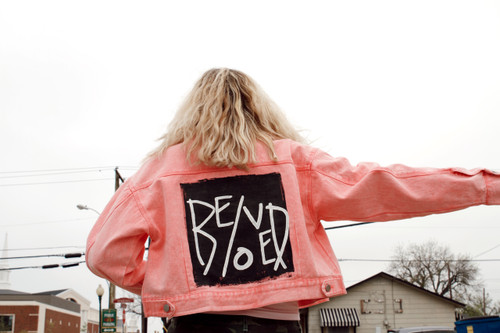 *LOW STOCK* BELOVED HAND-PAINTED DENIM JACKET
