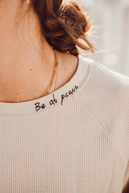 BE AT PEACE COMFY THERMAL
