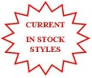 In Stock Styles - Current