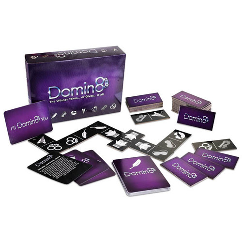 DOMIN8-WW - Couples Board Game