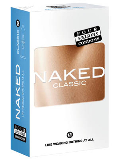 FOR069-WW - Naked Classic Condoms