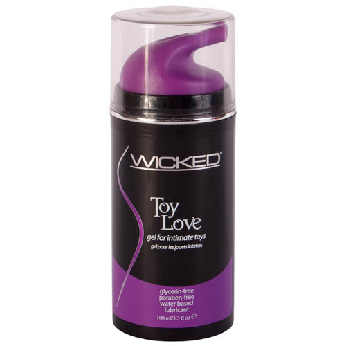 90103-WW - Wicked Toy Love Glycerin Free Water Based Lubricant 100ml
