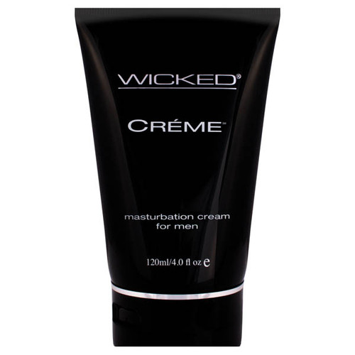 90904-WW - Wicked Creme Masturbation Cream for Men 120 ml (4 oz)
