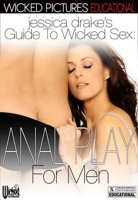 WPEDDVD-ANALFM-WW - Jessica Drake's Guide to Wicked Sex: Anal Play for Men