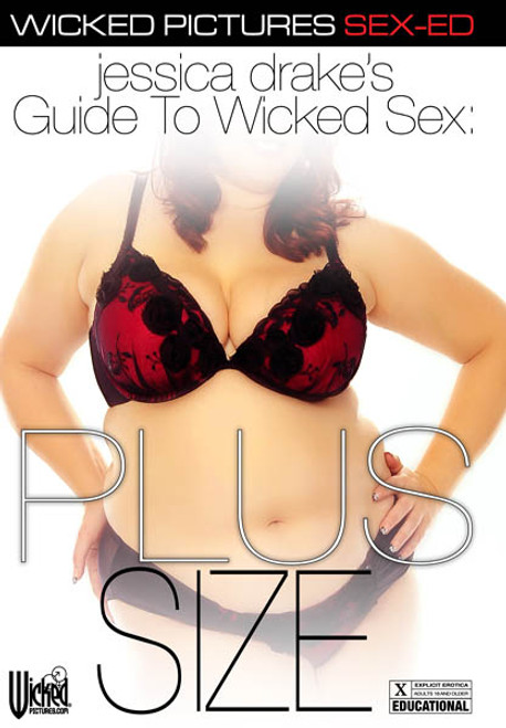 WPEDDVD-PS-WW - Jessica Drake's Guide to Wicked Sex: Plus Size