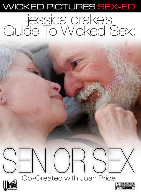 WPEDDVD-SS-WW - Jessica Drake's Guide to Wicked Sex: Senior Sex