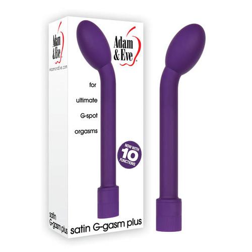 AE-WF-0038-2-WW - Adam & Eve Satin G-Gasm Plus