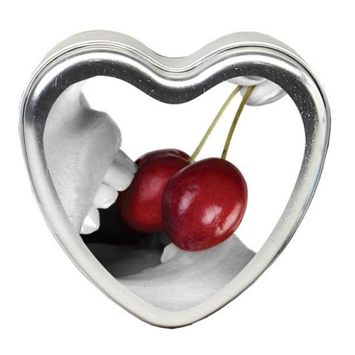 HSCK001-WW - Edible Massage Cherry Flavoured Candle