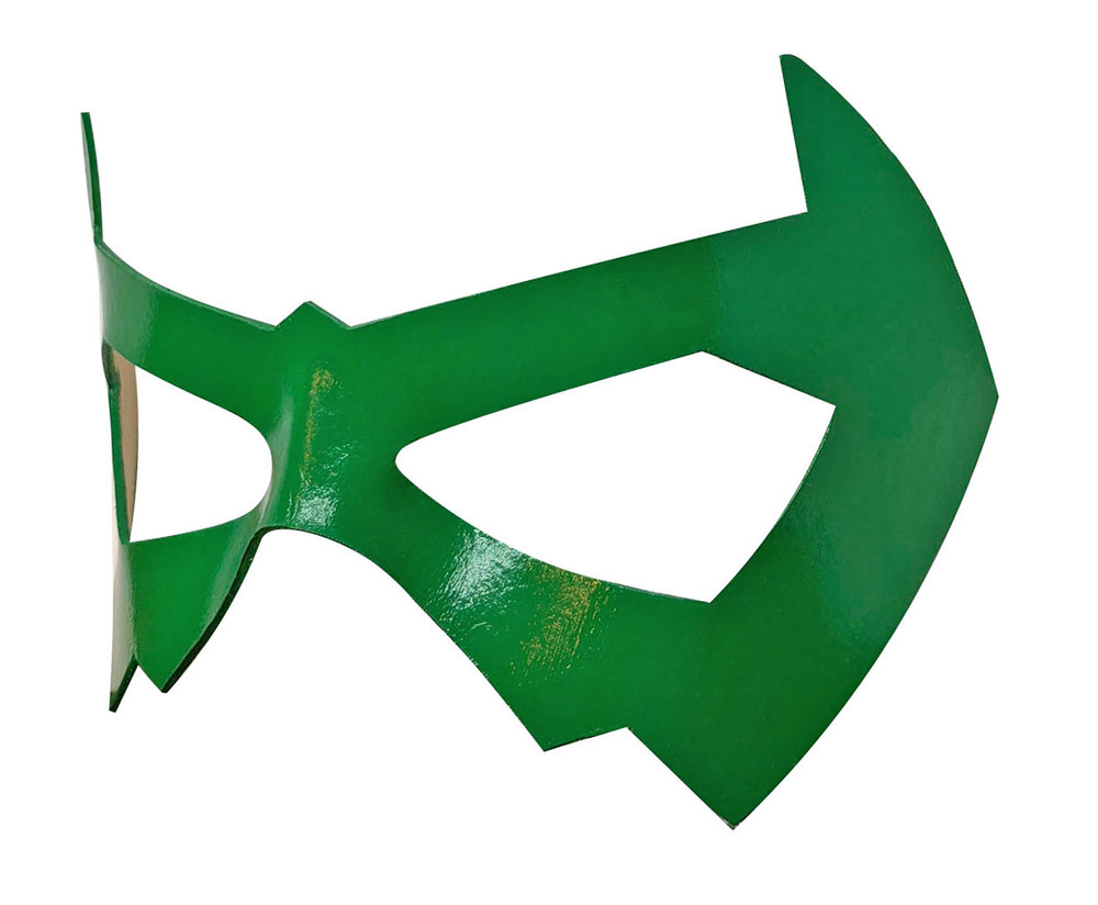 Damian Wayne Mask Left