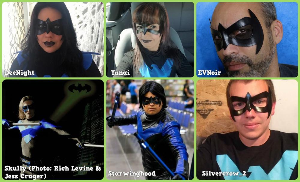 Nightwing Classic Mask
