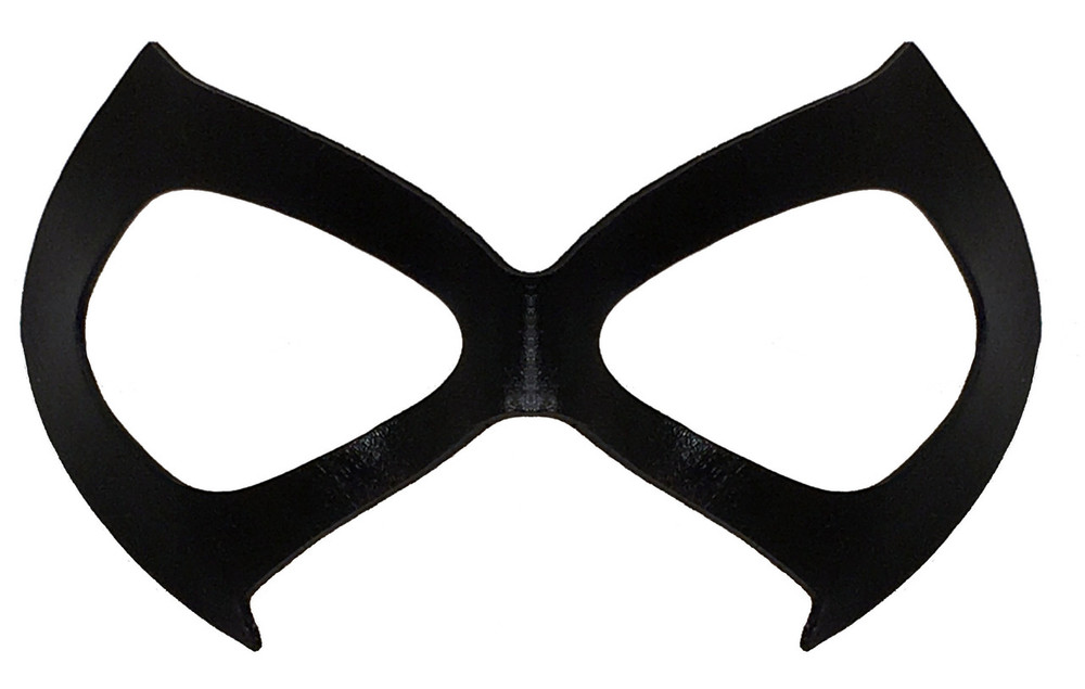 Black Cat Felicia Hardy Mask Front
