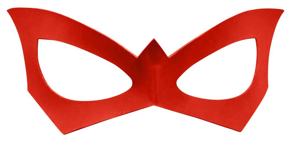 Firestar Mask Front