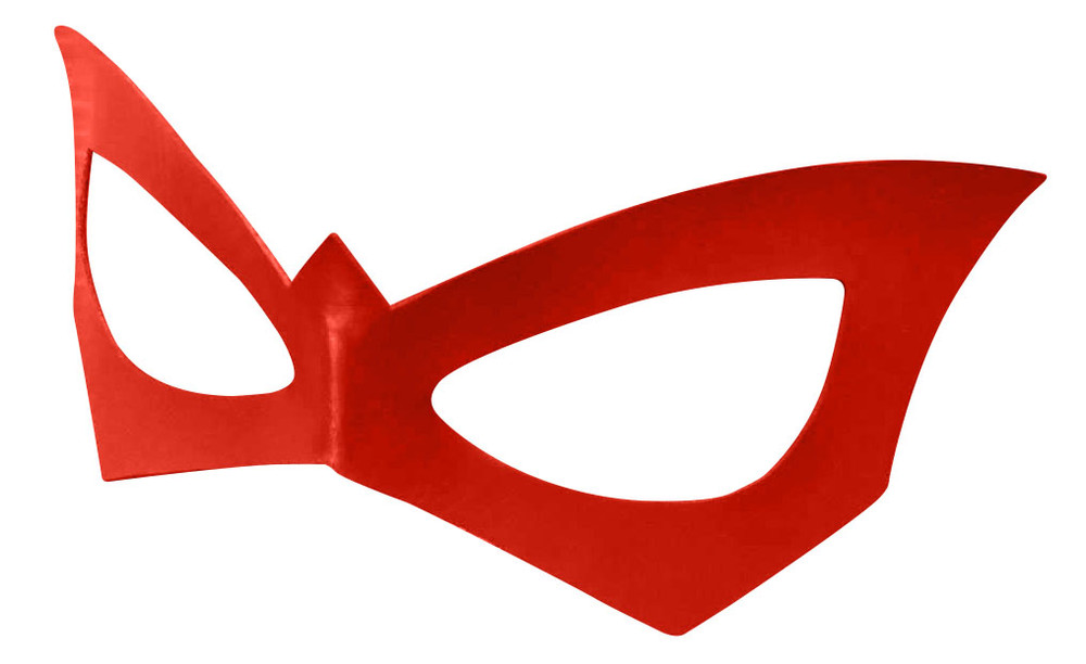 Firestar Mask Left