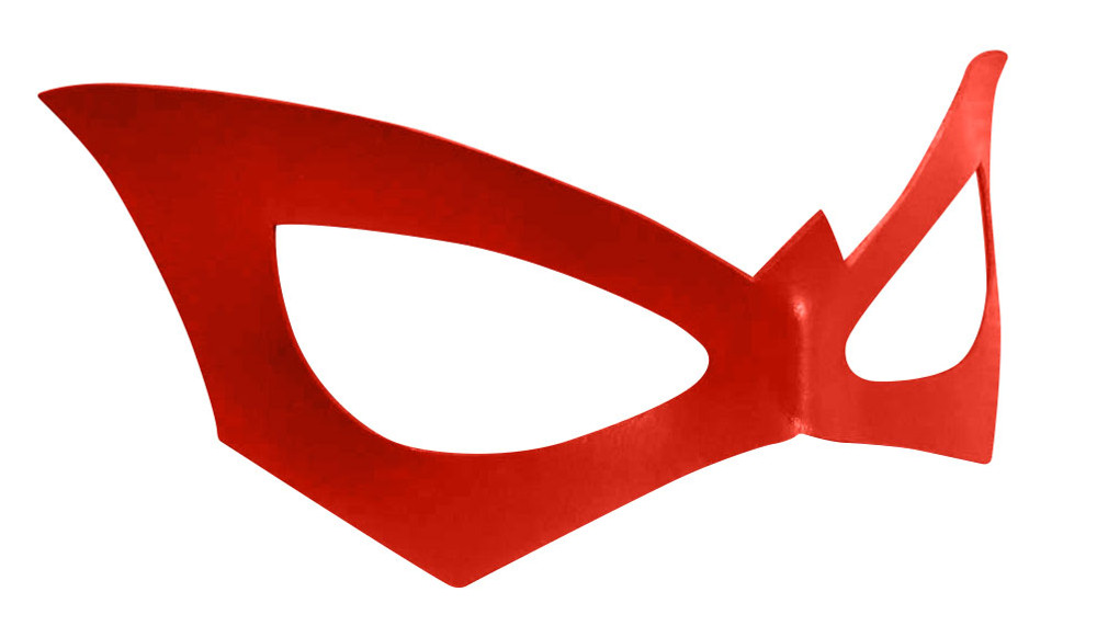 Firestar Mask Right