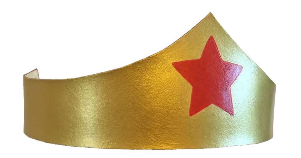 Wonder Woman Crown Right