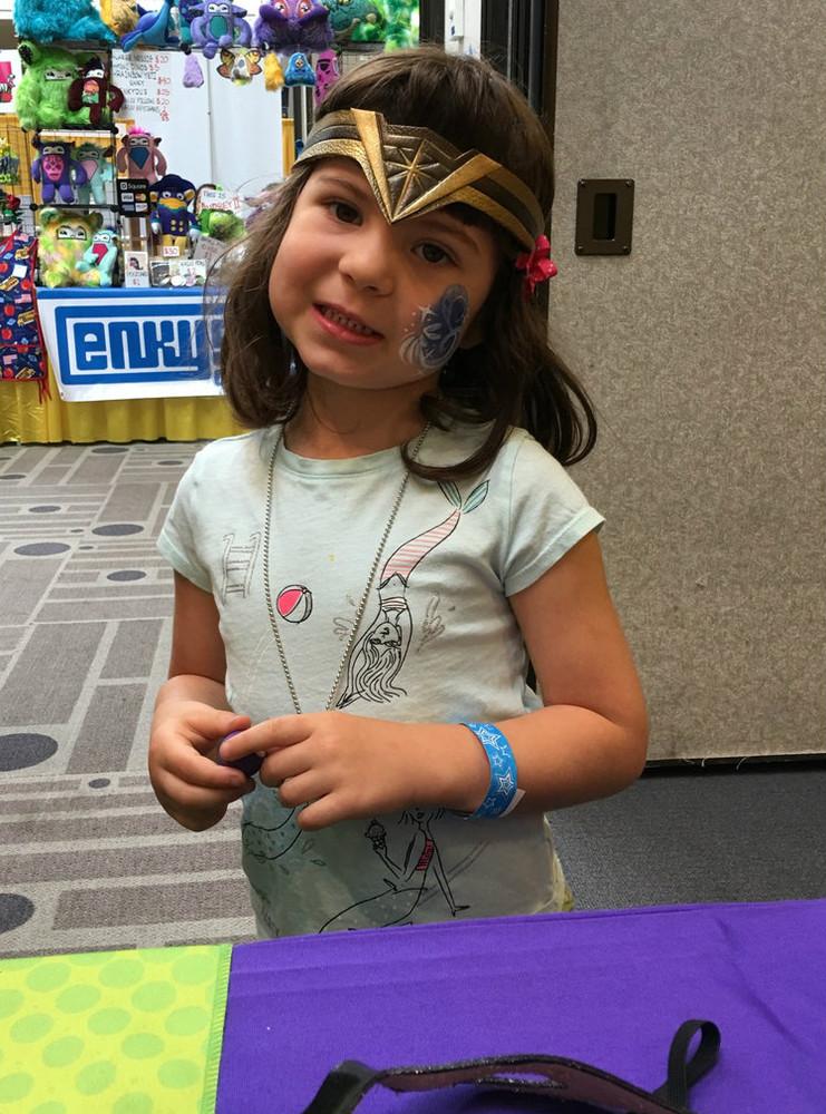 Wonder Woman Gadot Headband Tiara