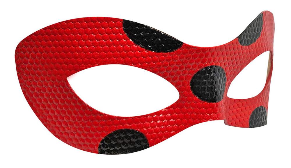 Miraculous Ladybug Mask Right