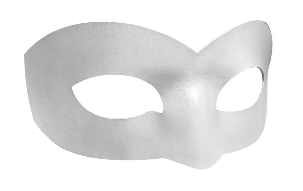 Chat Blanc Mask Right