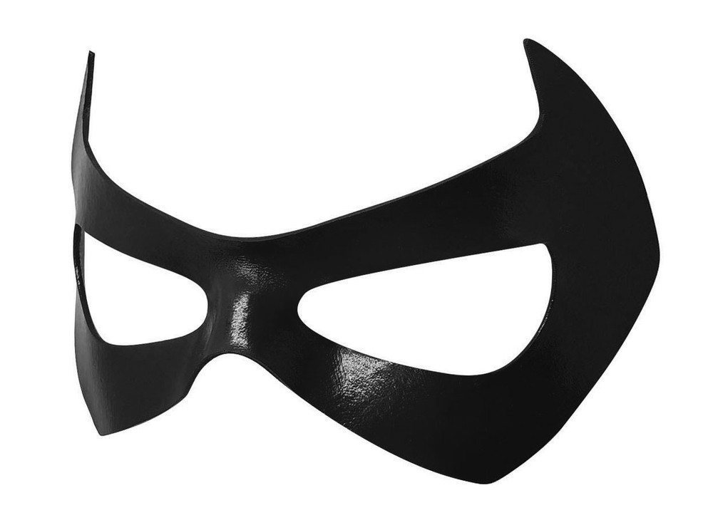 Robin Cosplay Mask Left