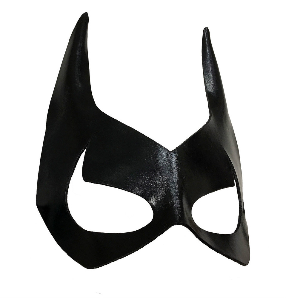 Batgirl Mask Right