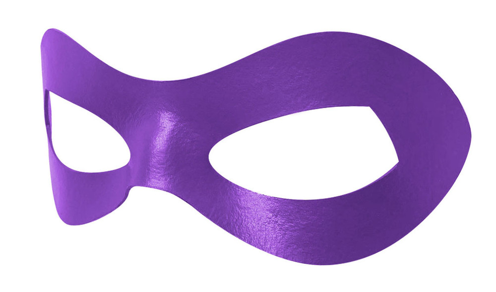 Riddler Animated Mask Left