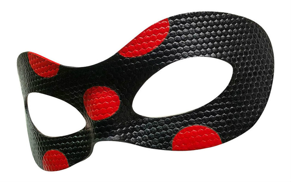 Antibug Mask Left Tilt